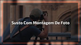 Pegadinha Da Montagem De Foto, Muito Bem Bolada, Confira!