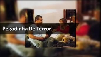 Pegadinha De Terror Da Irmã Morta, Você Não Saberá Se Ri Ou Se Chora De Medo!