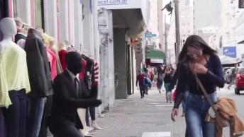 Pegadinha Do Manequim, Tente Não Dar Risadas Vendo Este Vídeo!