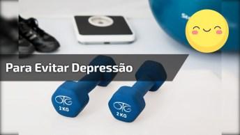 Aprenda Exercício Com Os Dedos Para Evitar Depressão E Stress Kkk!