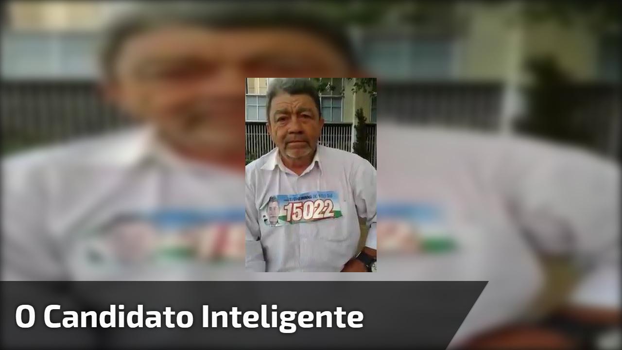 O candidato mais inteligente para vereador, guarda esse numero 15022 kkk!
