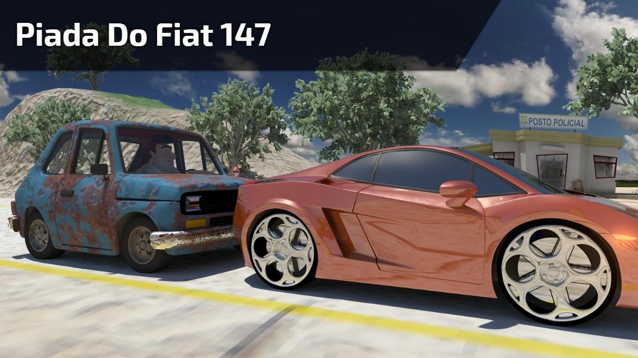Piada do Fiat 147