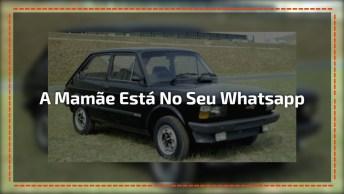 Quando Você Tem Um Fiat 147 E A Esposa Mexe No Whatsapp Do Marido Kkk!