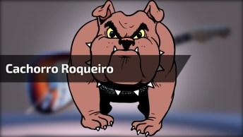 Cachorro Roqueiro, Gente Que Figura Muito Legal, Confira Ele Manda Bem!
