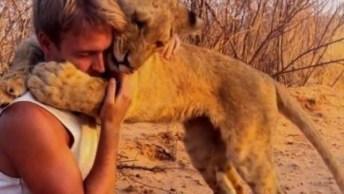 Vídeo Com Fotos De Pessoas Com Animais, É Possível Amor Entre Homens E Animais!