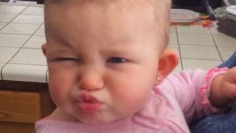 As Caretas Mais Engraçadas De Bebês Postadas Na Internet, Confira!