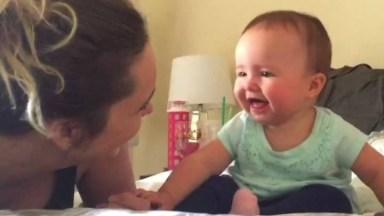 As Melhores Risadas De Bebês Estão Nesse Vídeo, Para Rir Junto!