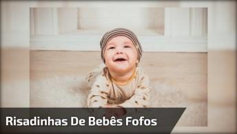 As Risadas De Bebês Mais Gostosas Que Você Já Viu, Confira!