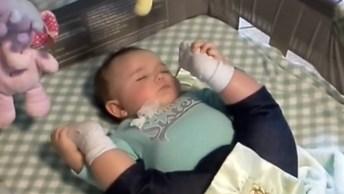 As Risadas Mais Divertidas De Bebês Estão Reunidas Neste Vídeo!