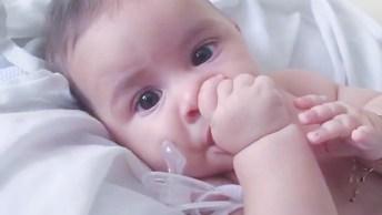 Bebê Chupando Dedinho, Como Eles São Fofinhos Meu Deus Do Céu!