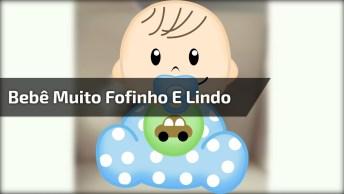 Bebê Com Roupinha De Orelhinhas, Muito Fofinho E Lindo, Confira!