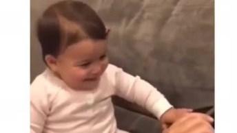 Bebê Dançando A Música Mais Famosa Entre Os Bebês, Que Fofura!