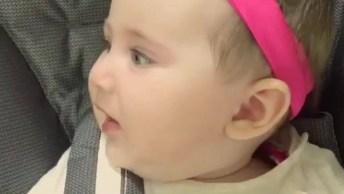 Bebê Linda Tentando Falar, Você Vai Se Apaixonar, Confira!