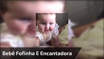 Bebê Mais Fofa Para Passar Pela Timeline Dos Amigos No Facebook!
