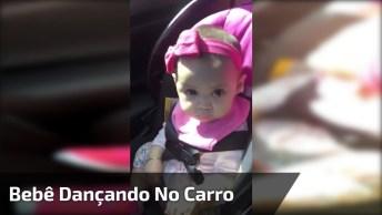 Bebê Ouve Música E Começa A Dançar, Que Linda Gente, Confira!