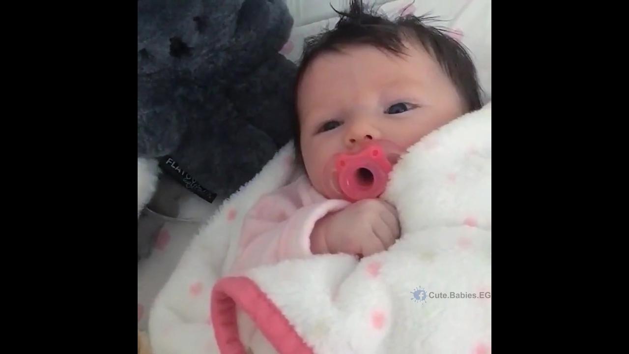 Bebê sorrindo para mamãe, momento mais que especial, confira!!!