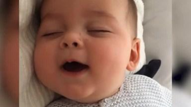 Bebês Falando Dormindo, Que Coisa Mais Fofa Gente, Confira!