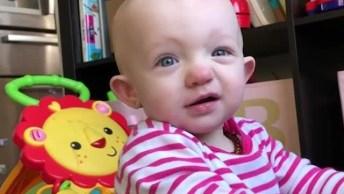 Bebês Fazendo Caretas, É Um Mais Engraçadinho Que O Outro!