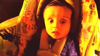Bebês Fazendo Caretas Engraçadas, Para Dar Muitas Risadas!