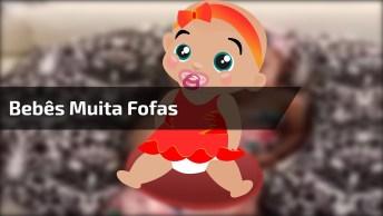 Bebês Que Parecem Miniaturas De Mulheres, São Muita Fofas!