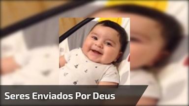 Bebês São Seres Enviados Por Deus Para Nos Fortalecer, Confira!