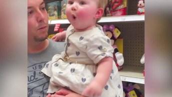 Bebês Sendo Engraçados E Divertidos, Como Não Amar Essas Figuras!