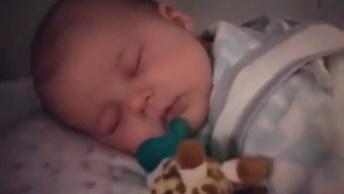 Cadeirinha De Balanço Para Bebê Dormir De Bruços, Olha Só Que Pratico!