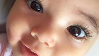 Imagens De Bebês E Crianças Sendo Muito Fofas, Imagens Que São Lindas!