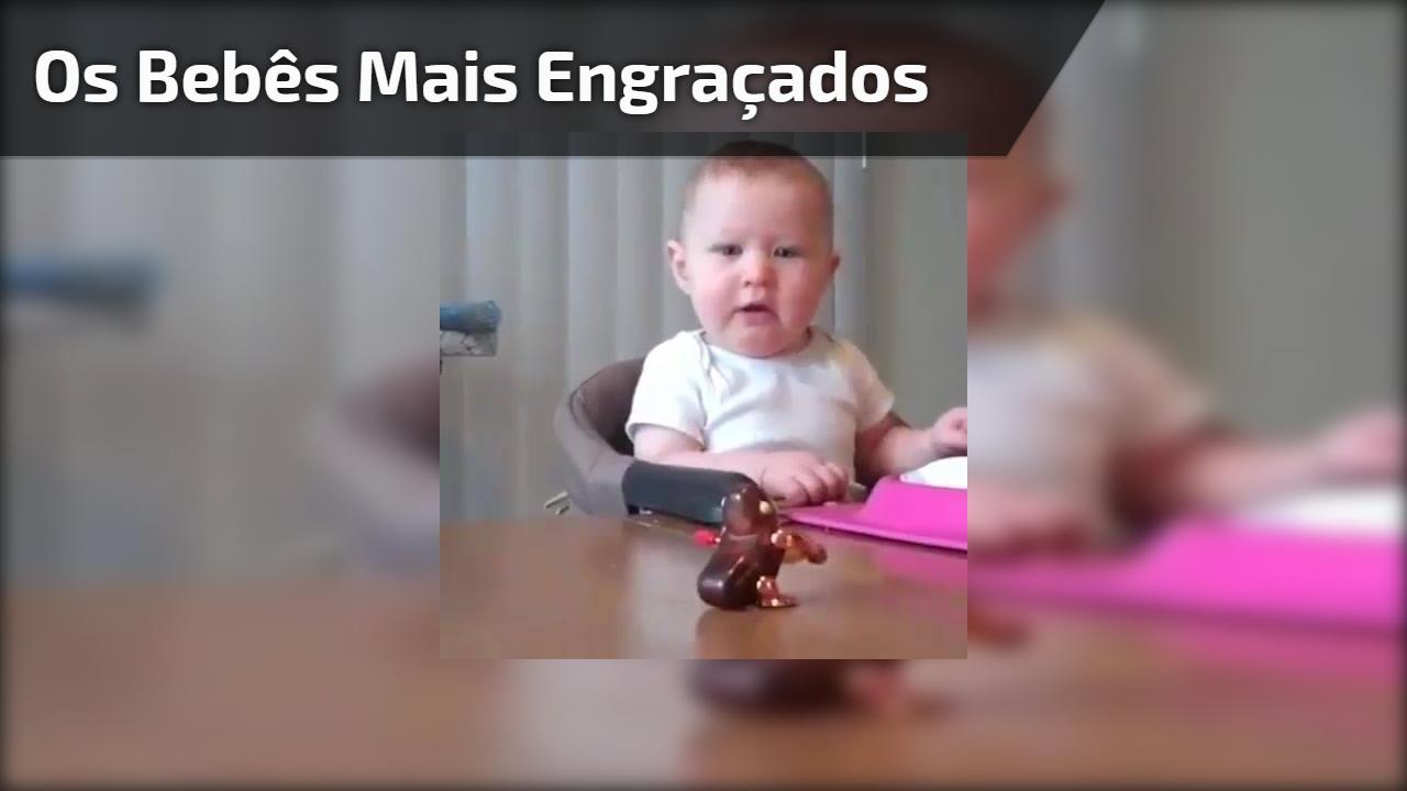 Os bebês mais engraçados