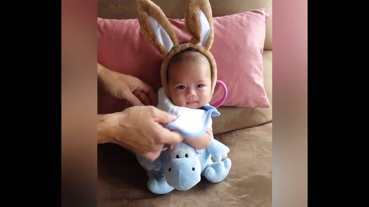 Os espirros de bebês mais fofos registrados em video