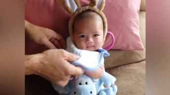 Os Espirros De Bebês Mais Fofos Registrados Em Vídeo, Confira!
