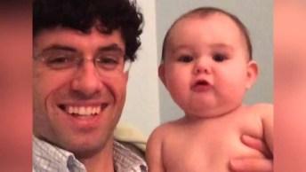 Papais Cuidando Dos Bebês - Será Que Isso Vai Dar Certo? Confira!