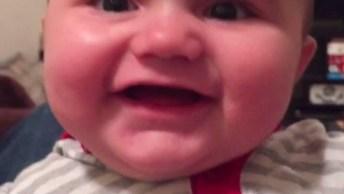 Risadas Mais Gostosas De Bebês, Quanta Fofura Em Um Vídeo Só!