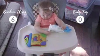 Será Que Os Bebês Gostam Dos Brinquedos Feito Para Eles?