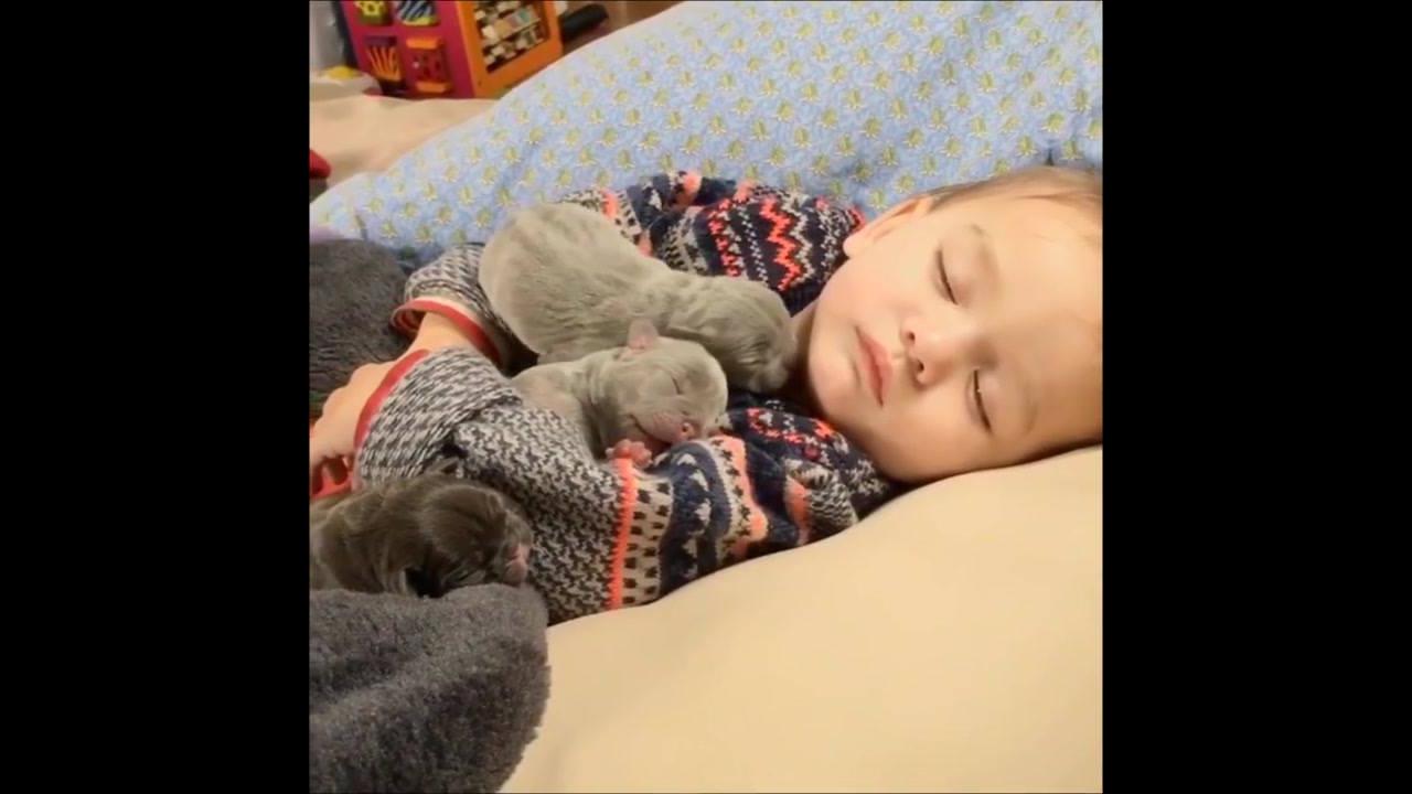 Soninho de bebê tranquilo e gostoso