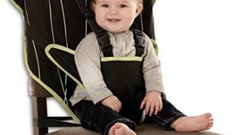 Suporte De Cadeira Para Bebês, Uma Ótima Solução Para Colocá-Los A Mesa!
