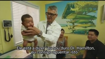 Técnica Para Acalmar Choro De Bebê, Explicado Por Pediatra Norte Americano!