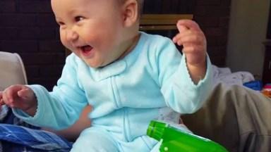 Vídeo Com As Reações Mais Engraçadinhas Dos Bebês, É Muita Fofura!