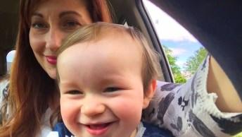 Vídeo Com Bebês Dando Risadas, É Um Mais Fofo Que O Outro!