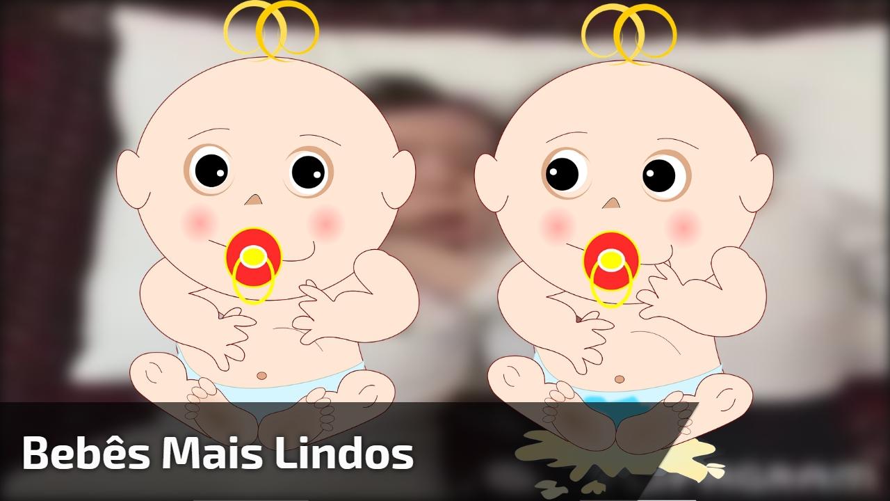 Bebês mais lindos
