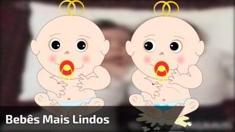 Vídeo Com Bebês Mais Lindos Da Internet, Para Compartilhar No Facebook!