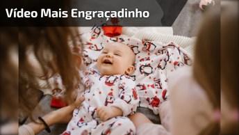 Vídeo De Bebês Muito Engraçadinho, Vale A Pena Conferir!