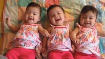 Adoráveis Bebês E Crianças Aprontando Todas Nesse Vídeo!