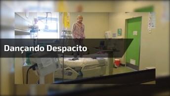 Criança Com Câncer Dançando Despacito, Um Vídeo Emocionante!