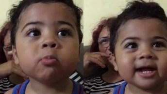 Criança Pedindo Desculpas Ao Papai, Que Coisa Mais Linda De Se Ver!