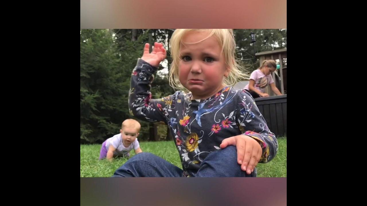 Crianças e suas Reações mais engraçadas