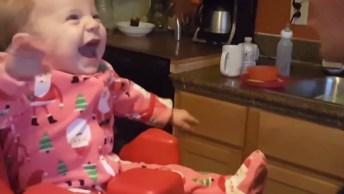 Crianças Fazendo A Gente Rir, Elas Nascem Para Nos Divertir!