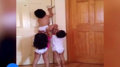Crianças Mais Arteiras Do Mundo, Confira O Que Eles Aprontam Nesse Vídeo!
