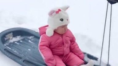 Crianças Na Neve, Será Que Isso Vai Dar Certo? Confira E Dê Muitas Risadas!