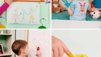 Ideias Para Fazer Um Espaço Das Artes Para Criança Em Sua Casa!